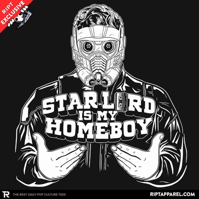 Ript: Home-Lord Is My Starboy