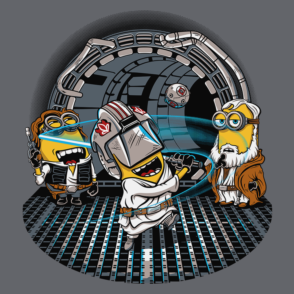 Pop-Up Tee: Despicable Training