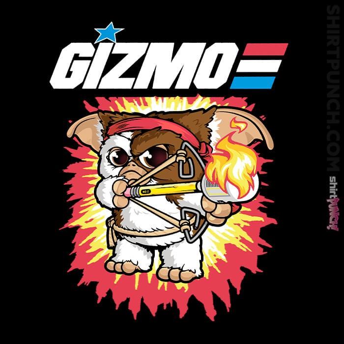 ShirtPunch: G.I.Zmo
