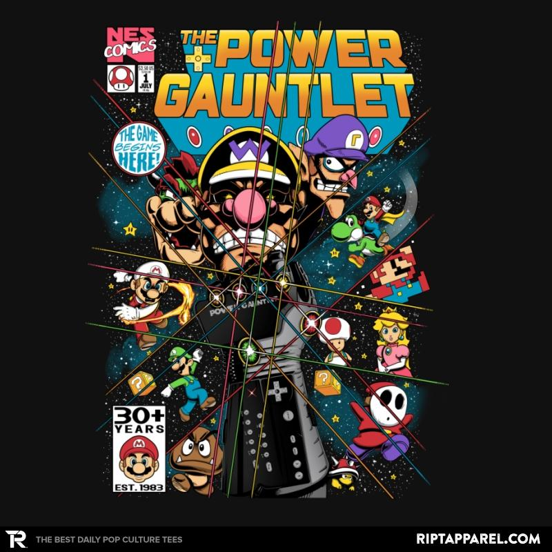 Ript: The Power Gauntlet Reprint