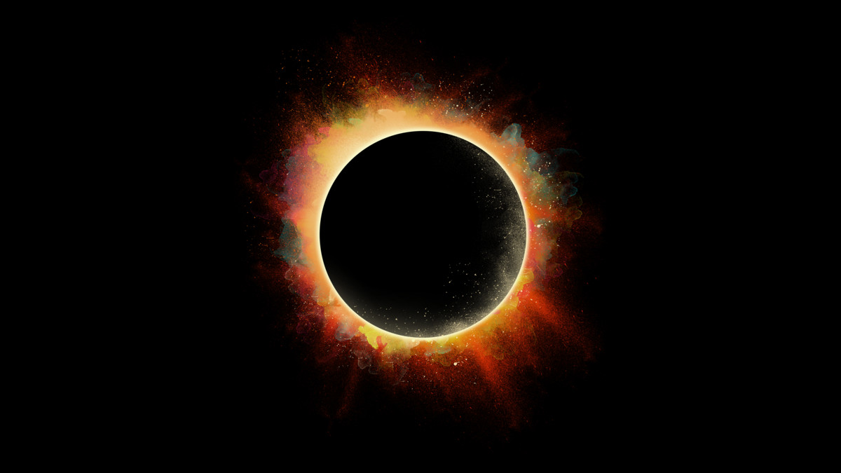 Design by Humans: Colors of Eclipse