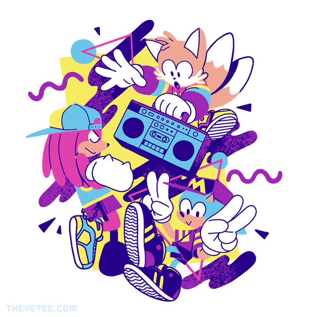 The Yetee: The Boys Are Back Again