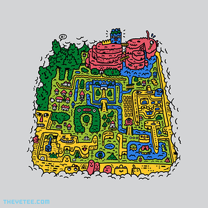 The Yetee: Light World