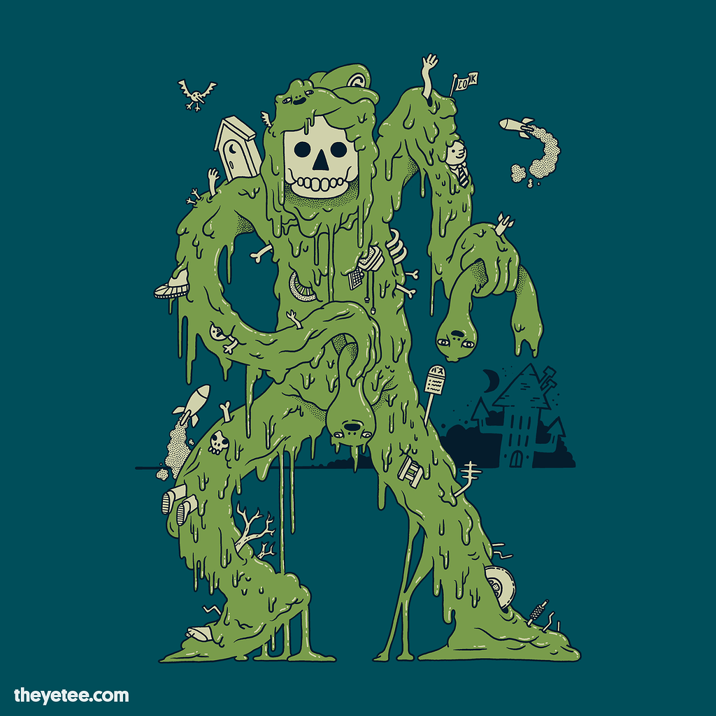 The Yetee: Goo Gang 9000: Final Form