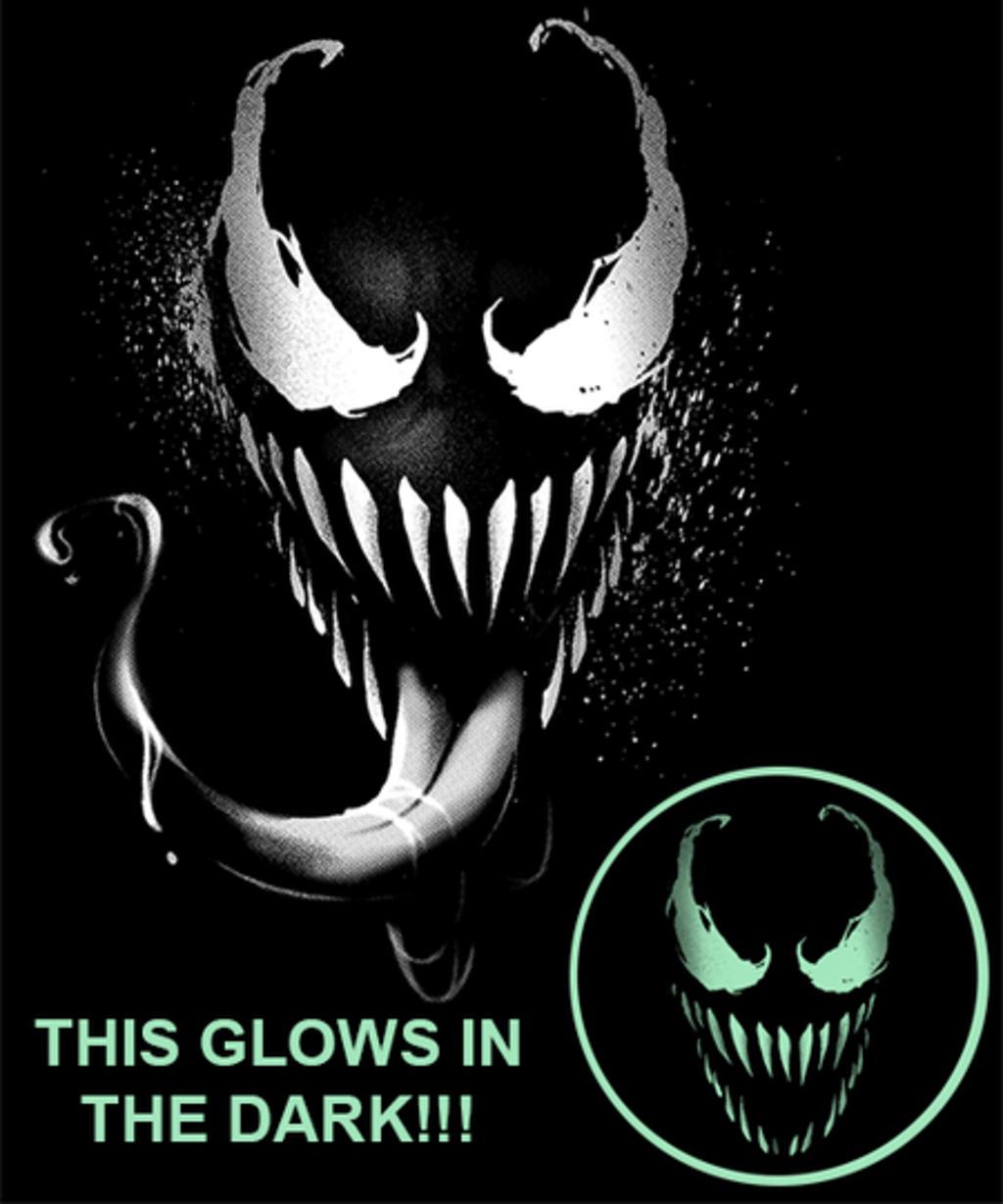 Qwertee: Dark Symbiote