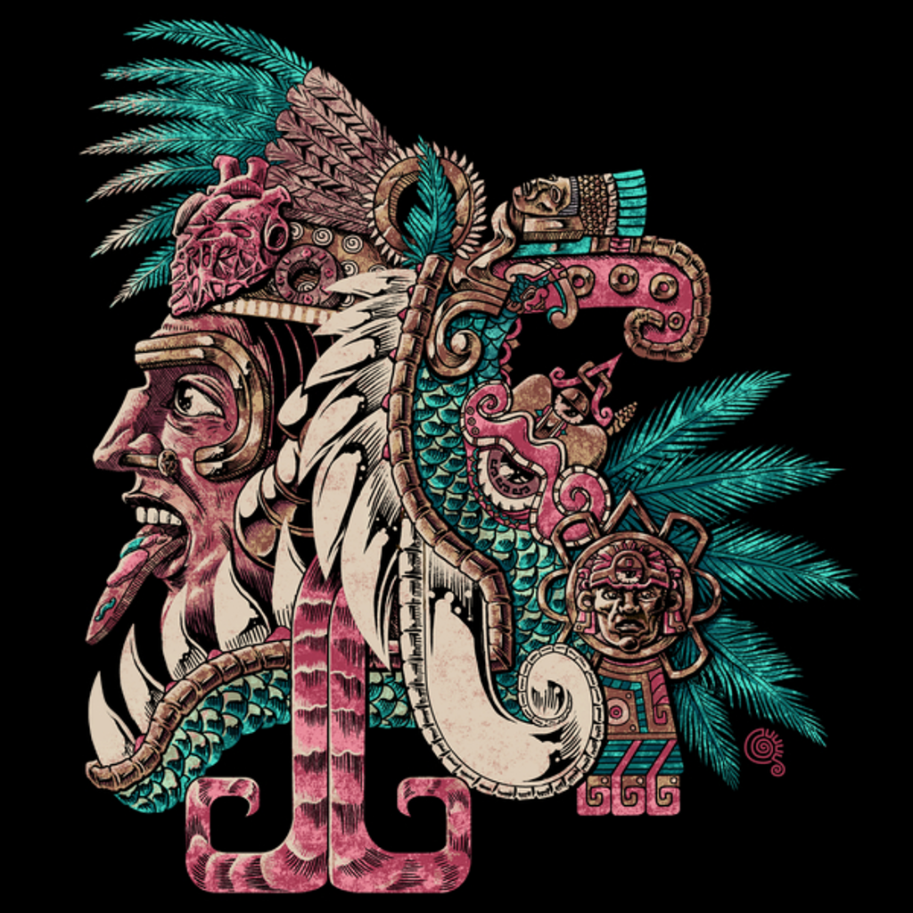 NeatoShop: Tonatiuh and Kukulkan