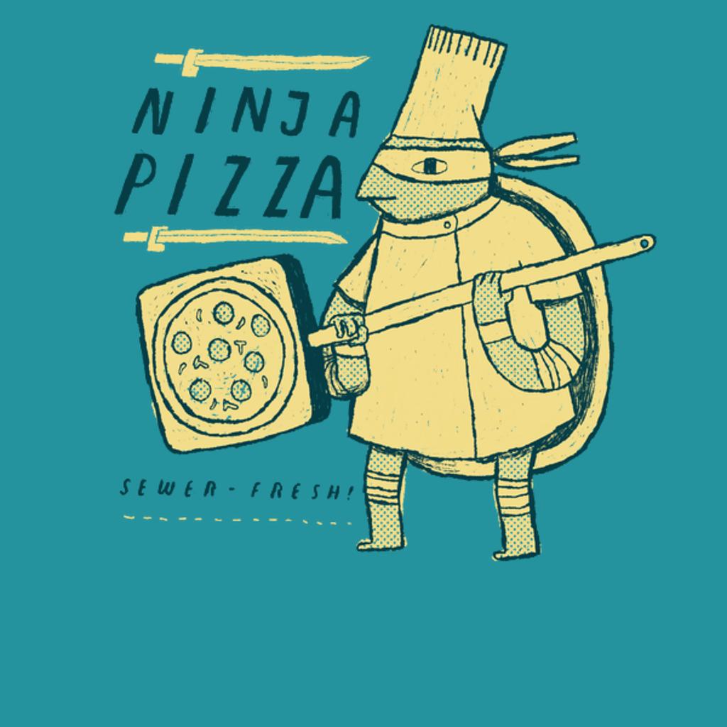 NeatoShop: ninja pizzeria