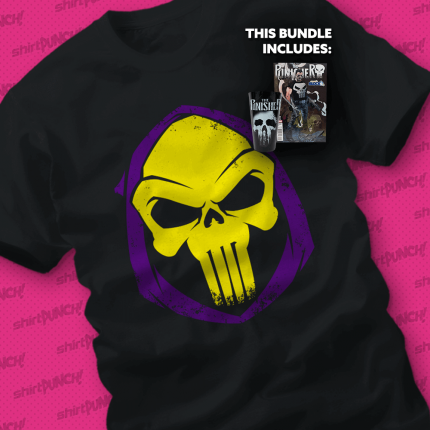ShirtPunch: Frank Castle Bundle