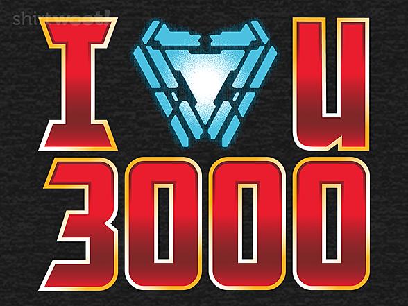 Woot!: I Heart U Three Thousand
