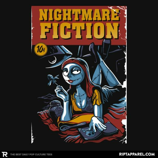 Ript: Nightmare Fiction