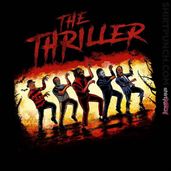 ShirtPunch: The Thriller Squad