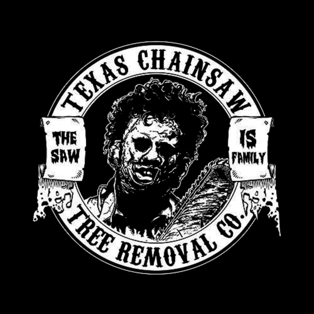 Five Finger Tees: Texas Chainsaw Tree Removal Co. T-Shirt
