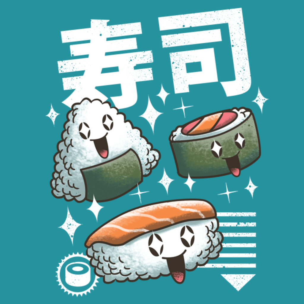NeatoShop: Kawaii Sushi