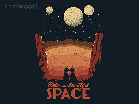 Woot!: Relax In Space