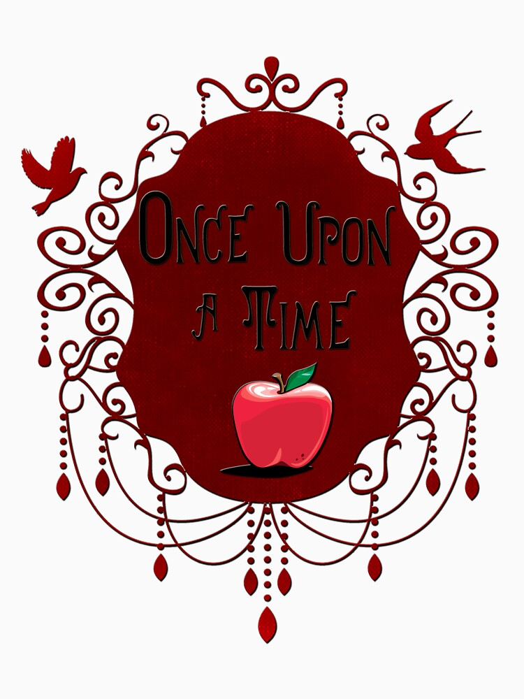 RedBubble: Once upon a time...