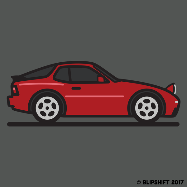 blipshift: P Toy Car