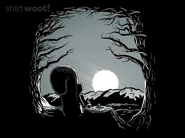 Woot!: Woodland Sunrise