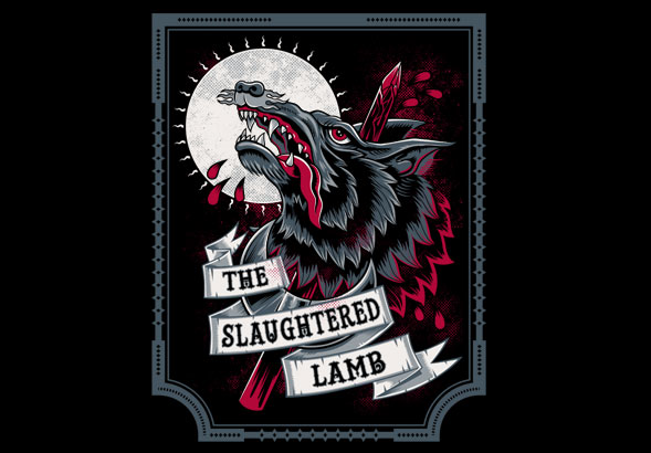teeVillain: The Slaughtered Lamb