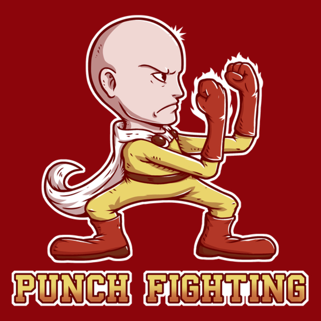 NeatoShop: PUNCH FIGHTING
