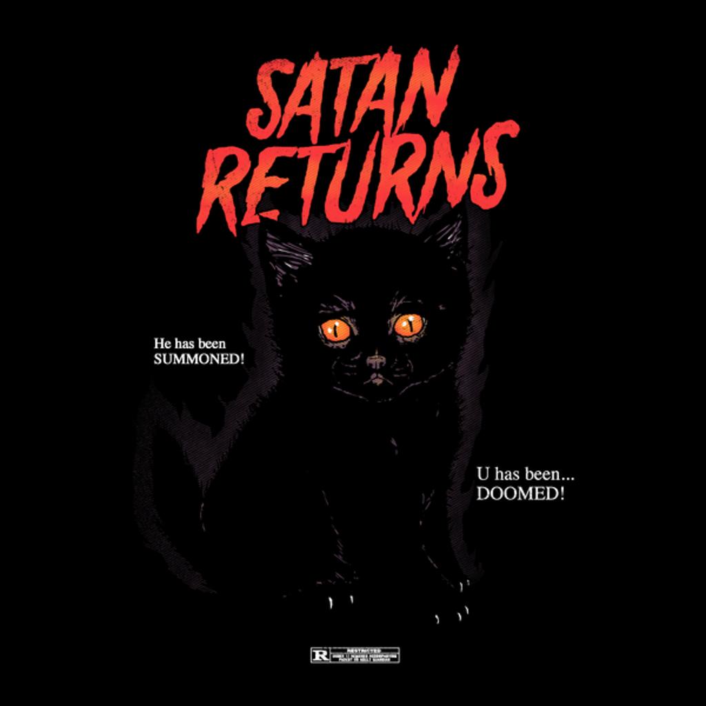 NeatoShop: Satan Returns