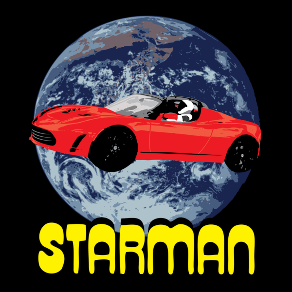 NeatoShop: Starman