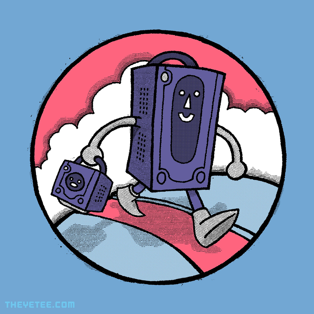 The Yetee: It's Got A Handle!
