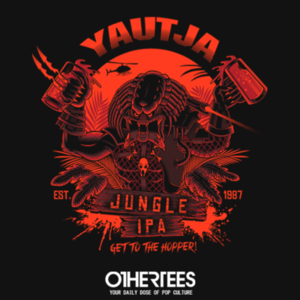 OtherTees: Yautja's Jungle Ipa
