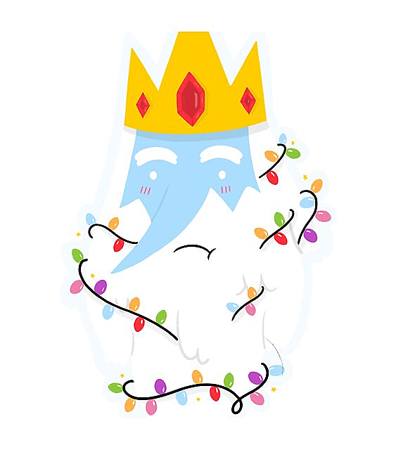 RedBubble: Oh Christmas King!