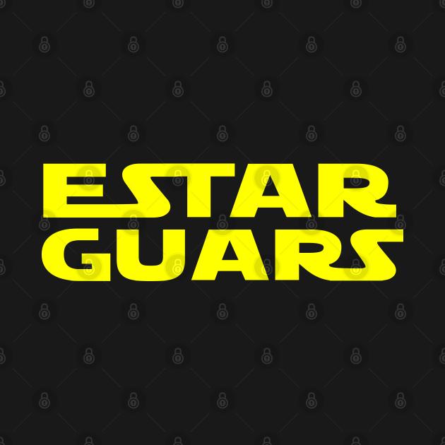 TeePublic: Estar Guars