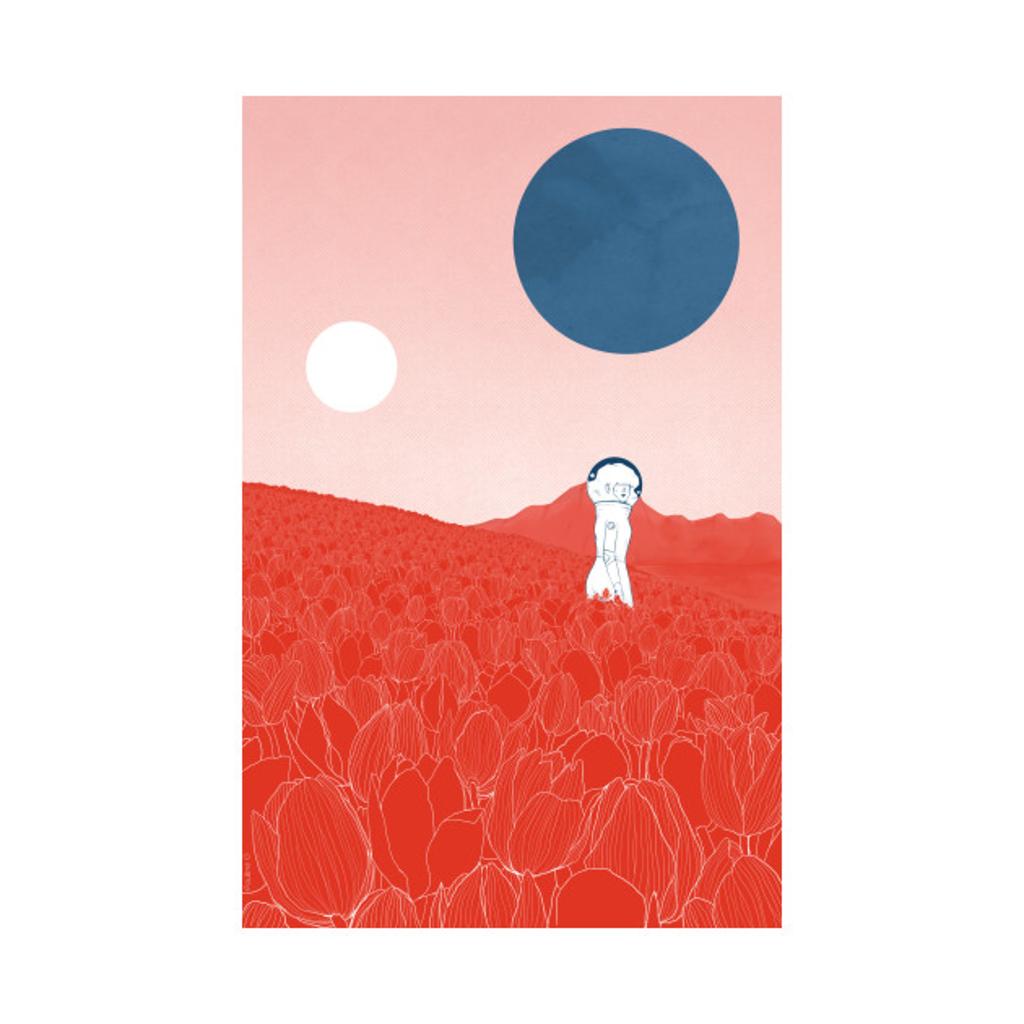 TeePublic: Mars