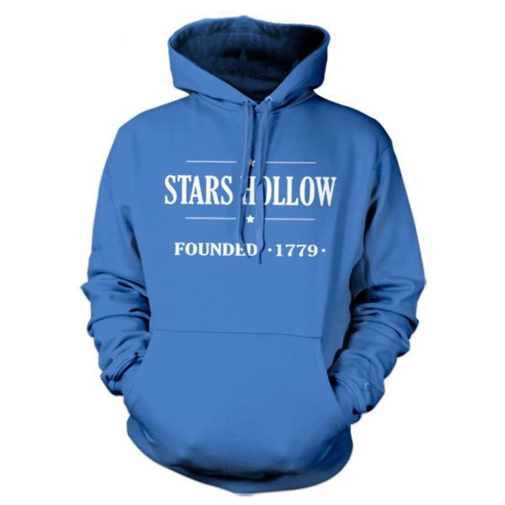 Five Finger Tees: Stars Hollow Hoodie