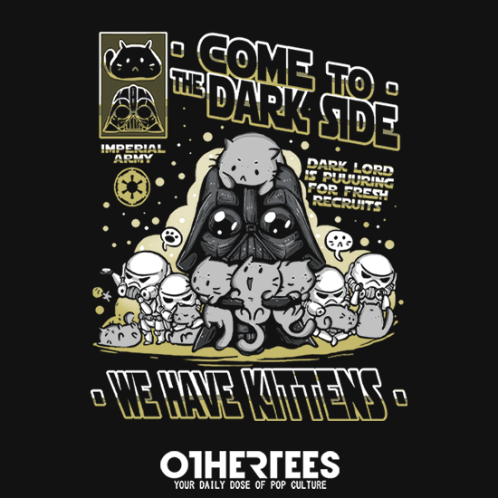 OtherTees: We have Kittens