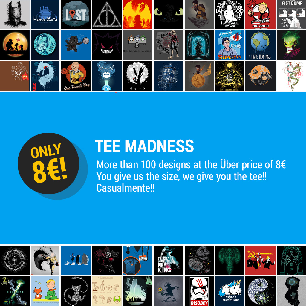 TeeTee: Tee Madness