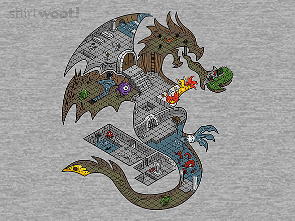 Woot!: Dungeons In Dragons