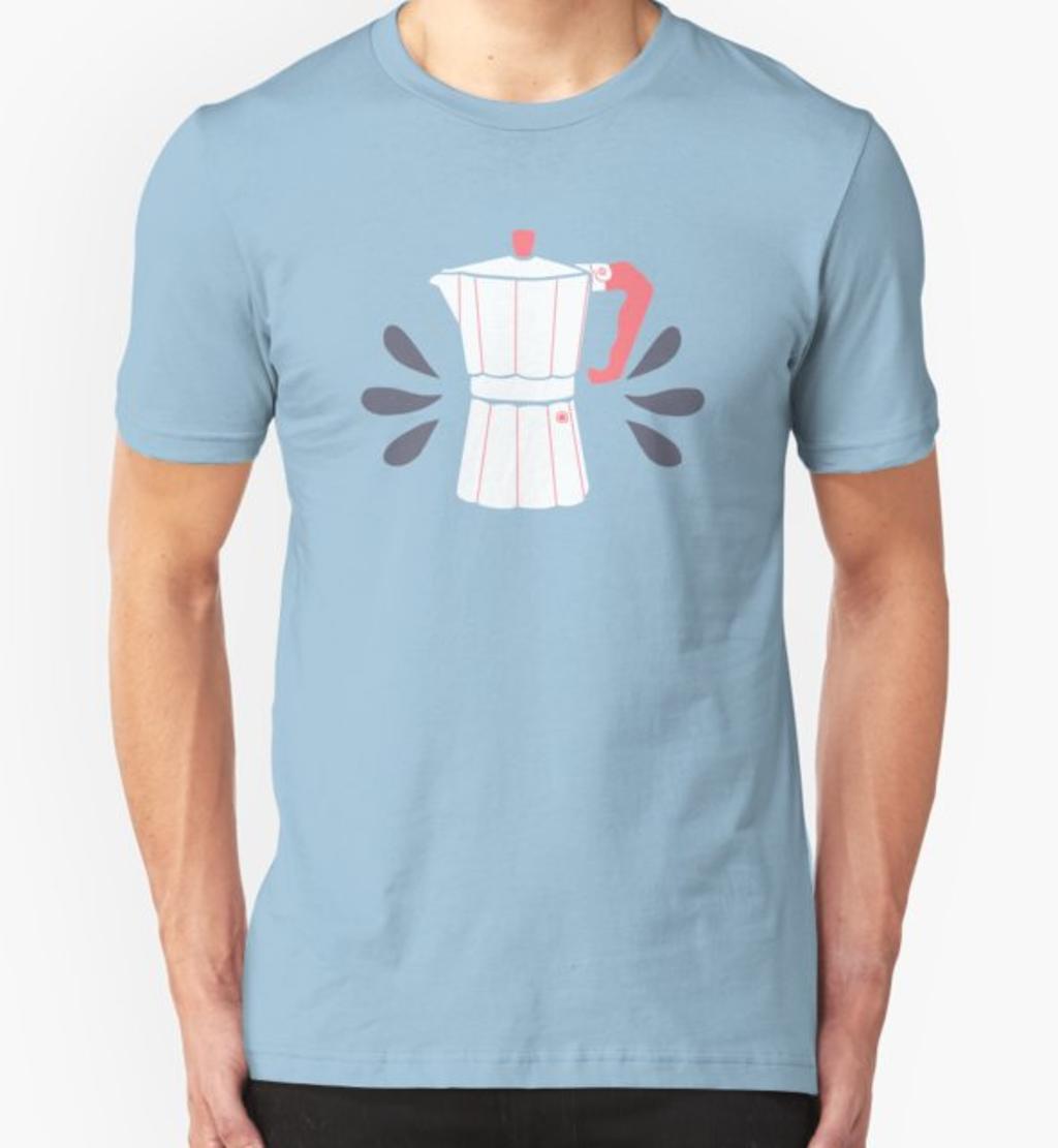 RedBubble: Coffee maker
