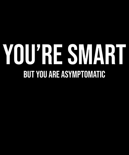 Qwertee: Smart asymptomatic