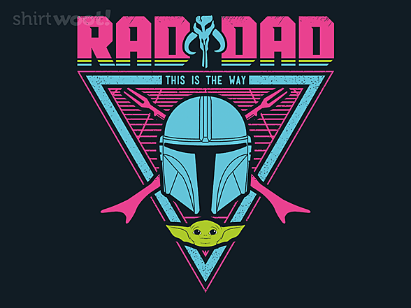 Woot!: The Rad Dad