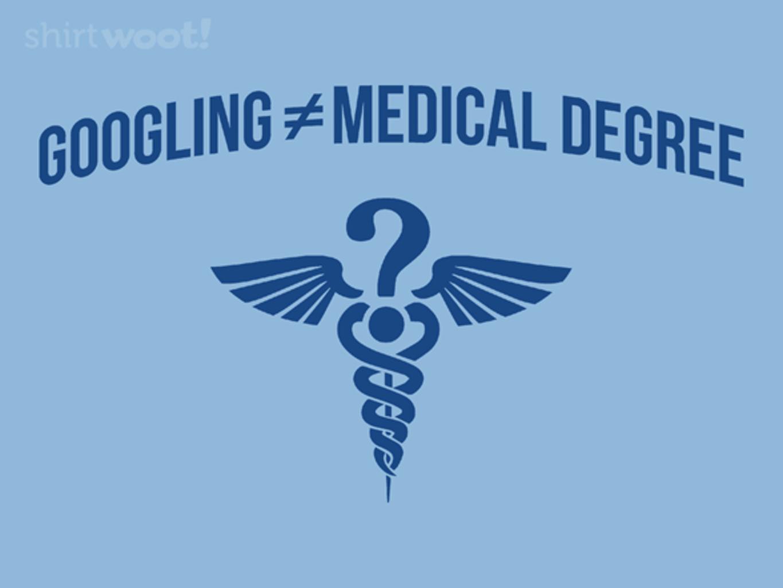 Woot!: Dr. Googler