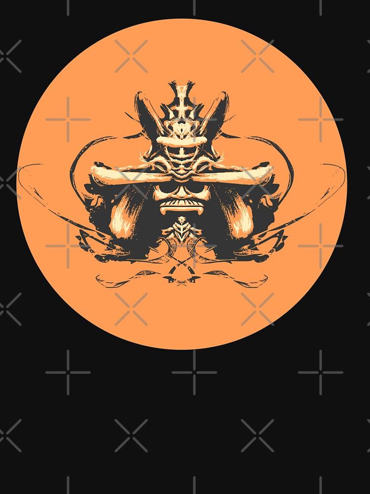 RedBubble: Samurai Seal