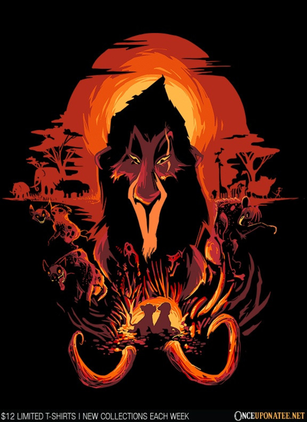 Once Upon a Tee: The King is Dead