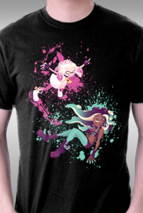 TeeFury: Squid Idols