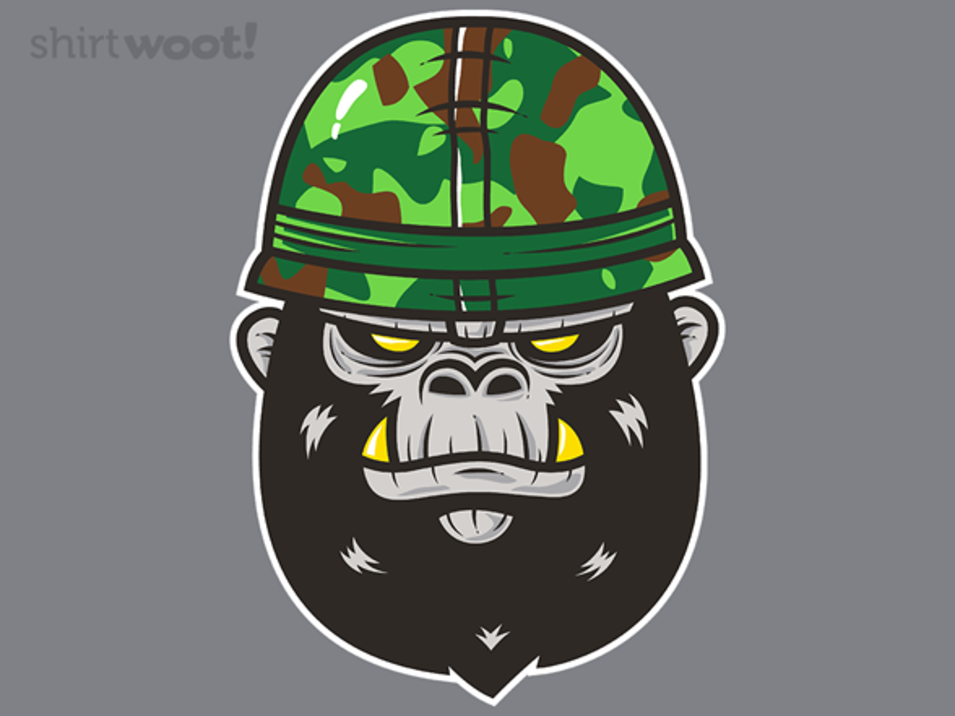 Woot!: Gorilla Warfare