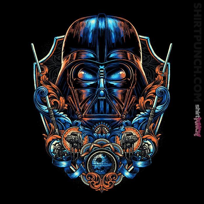 ShirtPunch: Emblem Of The Dark
