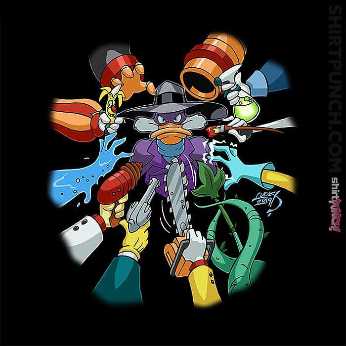ShirtPunch: Darkwick Duck