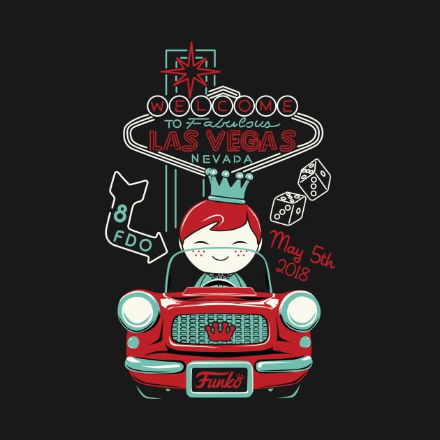 TeePublic: FDO 8 Las Vegas