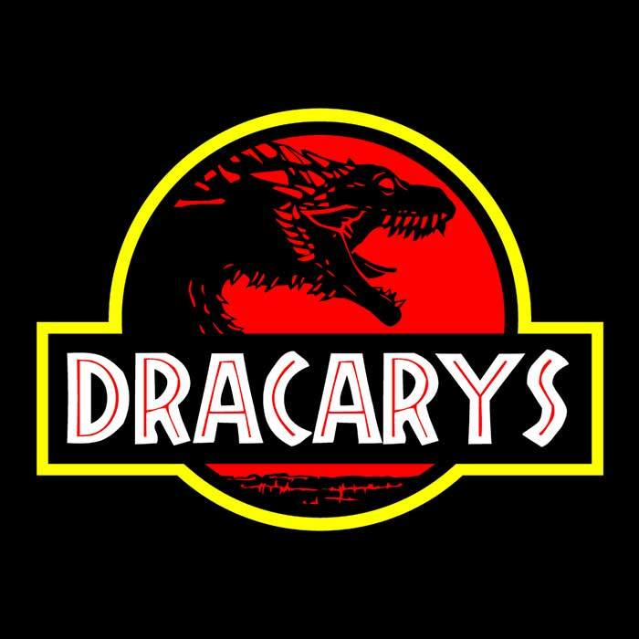 Once Upon a Tee: Dracarys Park