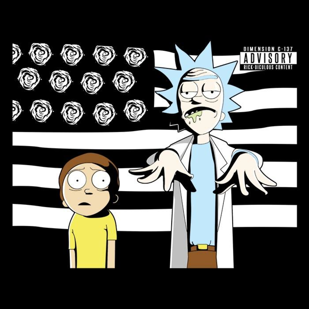 Once Upon a Tee: So Schwifty, So Clean