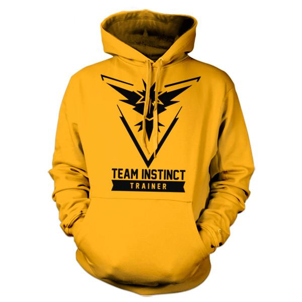 Five Finger Tees: Team Instinct Hoodie