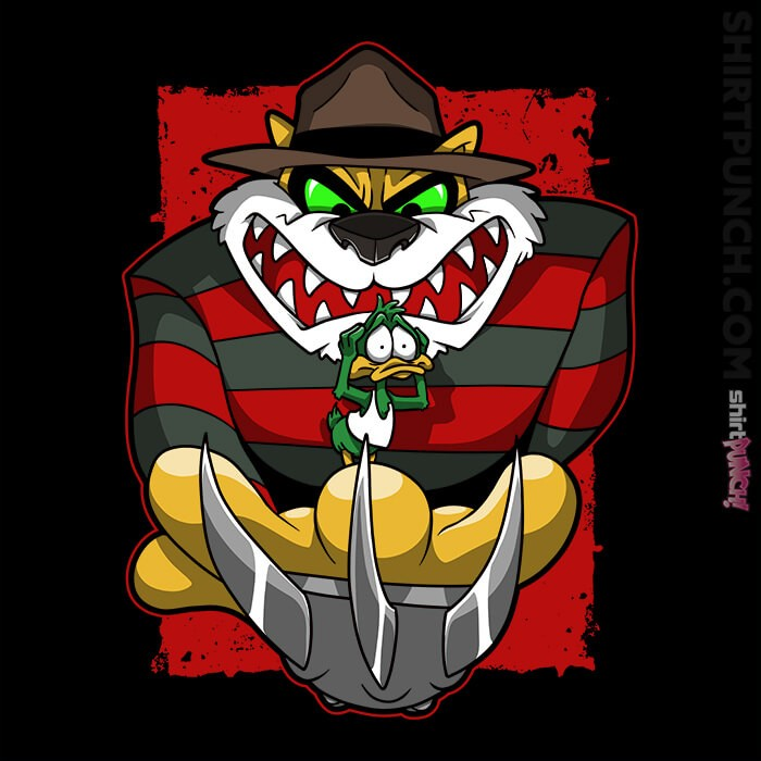 ShirtPunch: A Nightmare On Acme Acres