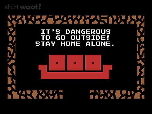 Woot!: 8 Bit Solitude